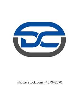 DC initial logo