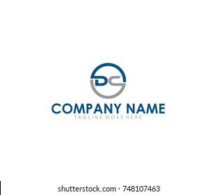 DC logo design
