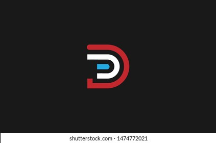 DD Letter Logo, Icon, Vector element design