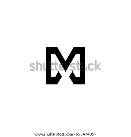 letter m logo royalty free stock photos image 22214578 dd letter logo m letter logo stock vector royalty free 623