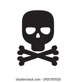 Dead head icon, Packaging Symbol