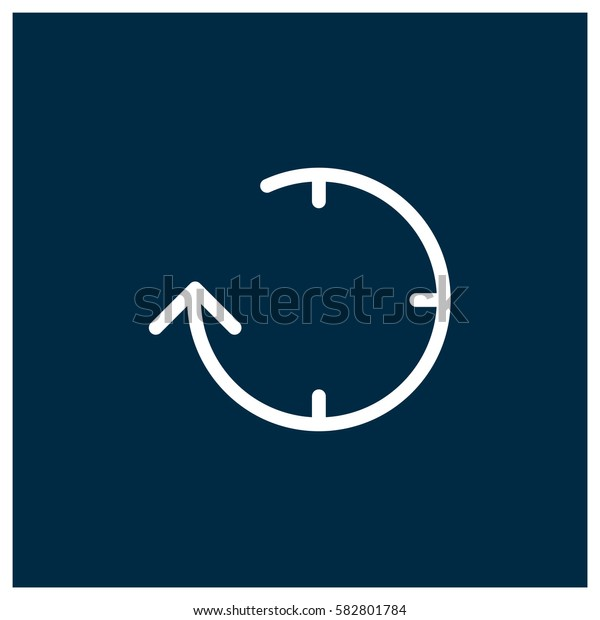 Deadline vector icon