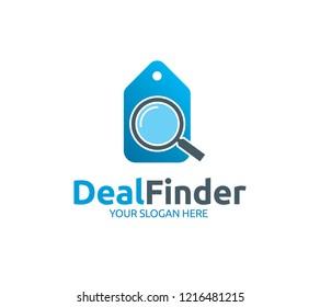 Deal Finder Logo