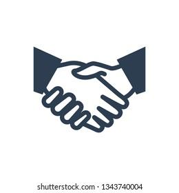 Deal Handshake Icon