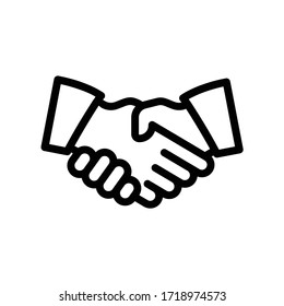 Deal or partner agreement ...ol vector illustration