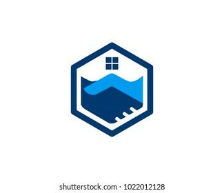Deal Property logo