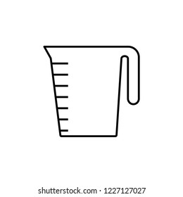 decanted icon illustration isolated vector sign symbol