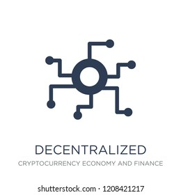 How is cryptocurrency decentralized