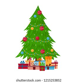 Christmas Tree Picture.Christmas Tree Decoration Images Stock Photos Vectors