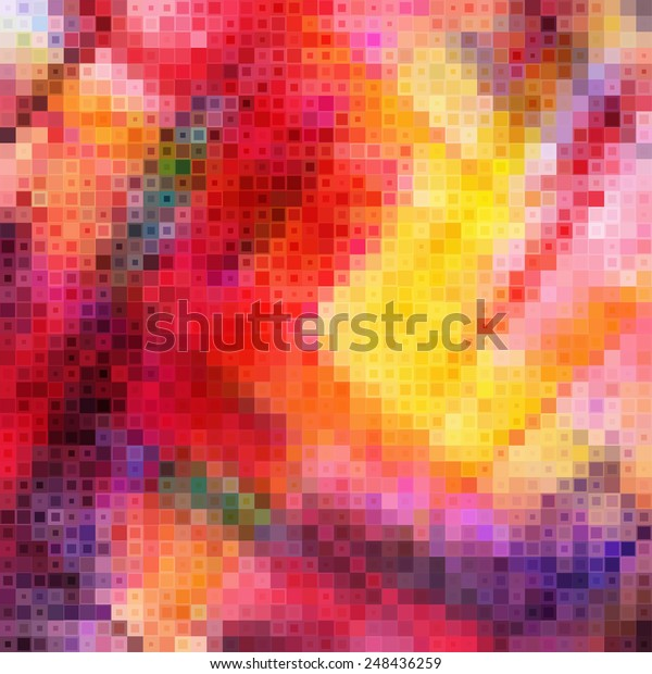 Decorative Abstract Texture Your Design Stock Vector (Royalty Free ...