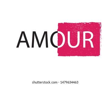 Imágenes Fotos De Stock Y Vectores Sobre Amour Shutterstock