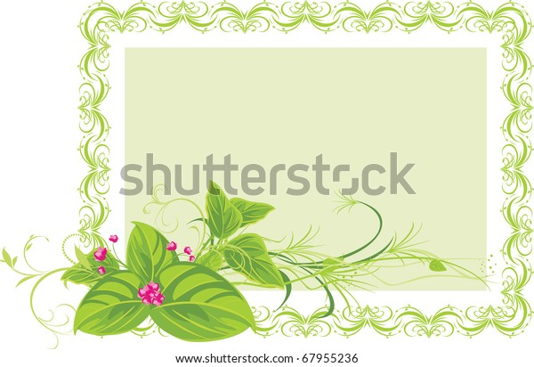 decorative-frame-spring-flowers-vector-6