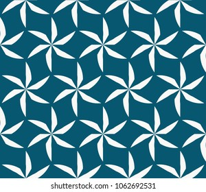 Decorative geometric wallpaper design in shape.Vector abstract background.