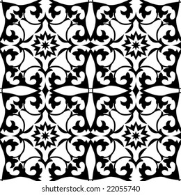 decorative ornamental pattern