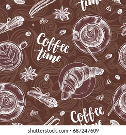 Coffee Wallpaper Images Stock Photos Vectors