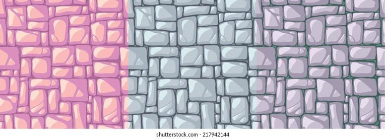 decorative stone pattern