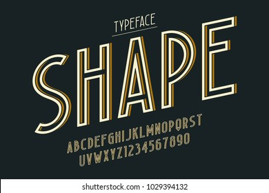 Font Style Images, Stock Photos & Vectors | Shutterstock