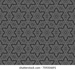 Фотообои Decorative wallpaper design in shape.Vector abstract background.