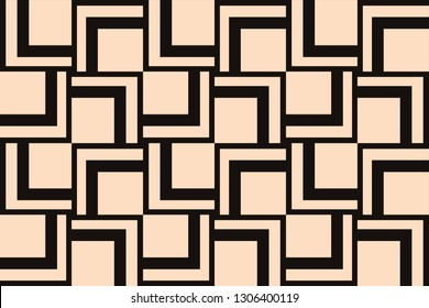Decorative wallpaper design in shape.Vector luxury abstract background.