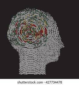 deep thoughts imaging  brain scan
