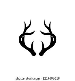 Deer Antlers Logo inspiration