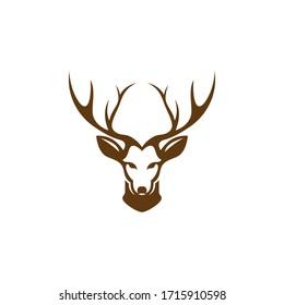 Deer head design for your logo, brand and illustration
