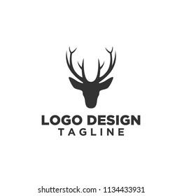 Deer / Stag / Antler Logo Design Inspiration