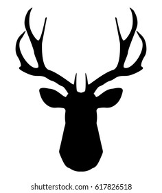 Deer  vector design EPS10