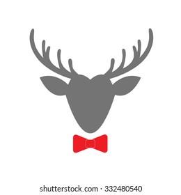 2c47236888eb deer vector illustration, graphic design, abstract, creative design
