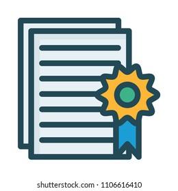 degree certificate document