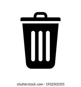Delete icon vector design, perfect for website admins