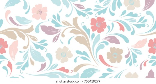 flowery wallpaper images stock photos vectors shutterstock