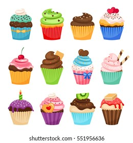 Excellent Cup Cakes Images Stock Photos Vectors Shutterstock Funny Birthday Cards Online Elaedamsfinfo