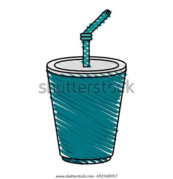 delicious  soda cup icon image