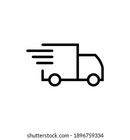 delivery icon for shop.bussines icon.eps 10