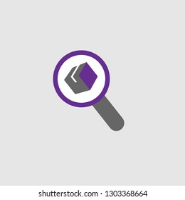 Delivery, parcel icon. Element of Delivery and Logistics icon for mobile concept and web apps. Detailed Delivery, parcel icon can be used for web and mobile