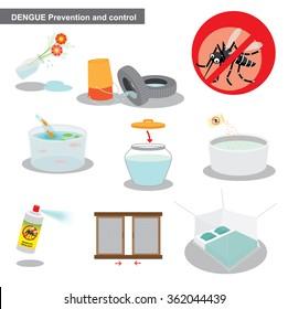 dengue prevention and control