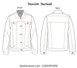 jean jacket images stock photos vectors shutterstock