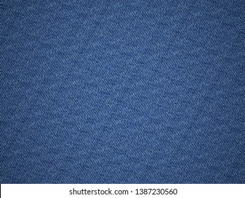 Denim texture background. Jeans fabric pattern backdrop