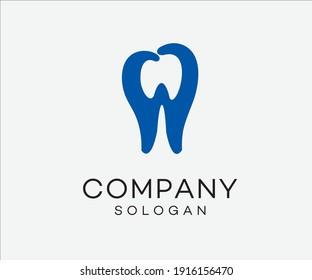 Dental Care Clinic Hospital Logo Design