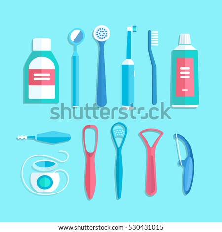 free dental hygiene products