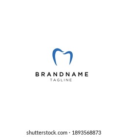 dental creative logo for a company and branding