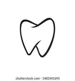 Dental, dentistry, tooth icon symbol