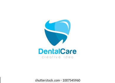 Dental Logo and Icon Design Template
