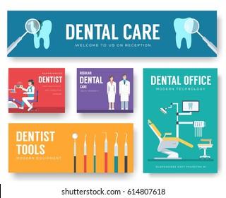 dental-office-interior-information-cards