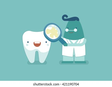 Similar Images, Stock Photos & Vectors of Teeth best friends