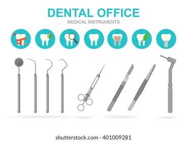 Dentist Tools Images, Stock Photos & Vectors   Shutterstock