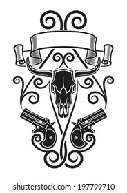 Derringer Tattoo