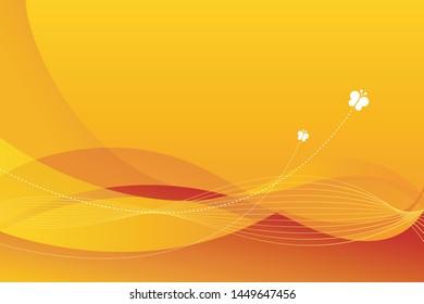 Unduh 8300 Background Kartu Nama Orange HD Gratis
