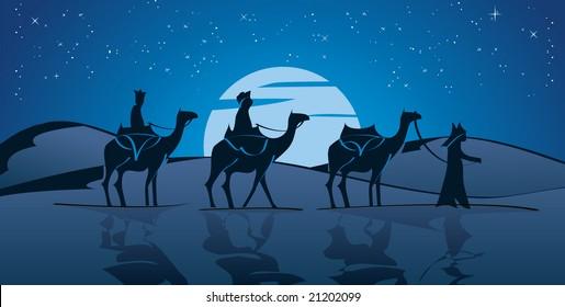 desert magical kings